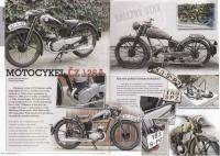 Motocykle novej generacie