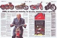 Jawa, to nejsou jen motorky