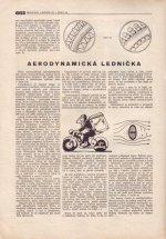 Aerodynamická lednička