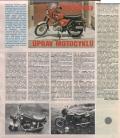 Podmínky uprav motocyklu