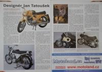 Designer Jan Tatoušek