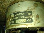 Dynamo 6V/40W 1956