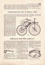Elektrická výzbroj motocyklů