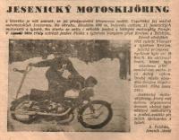 Jesenický motoskijöring